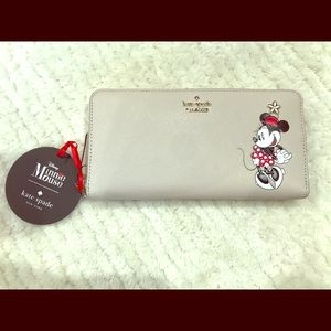 Disney Kate Spade Minnie Wallet